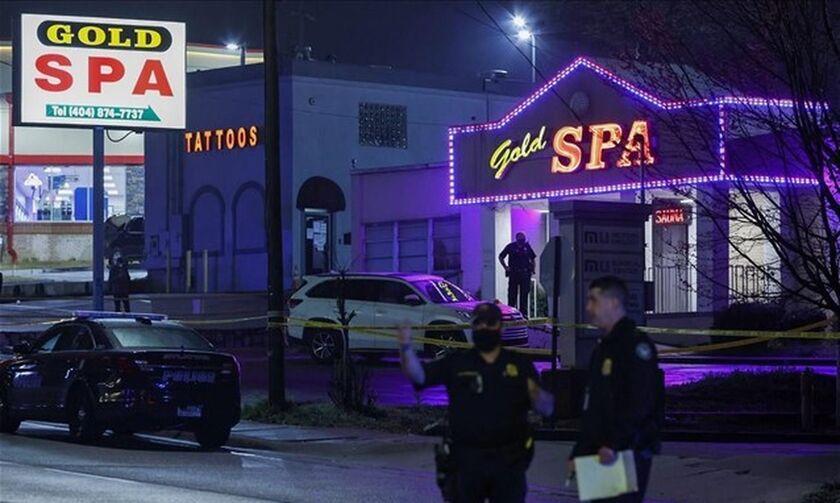 ΗΠΑ: Οκτώ νεκροί μετά από μπαράζ ένοπλων επιθέσεων σε σπα της Ατλάντα (vid)