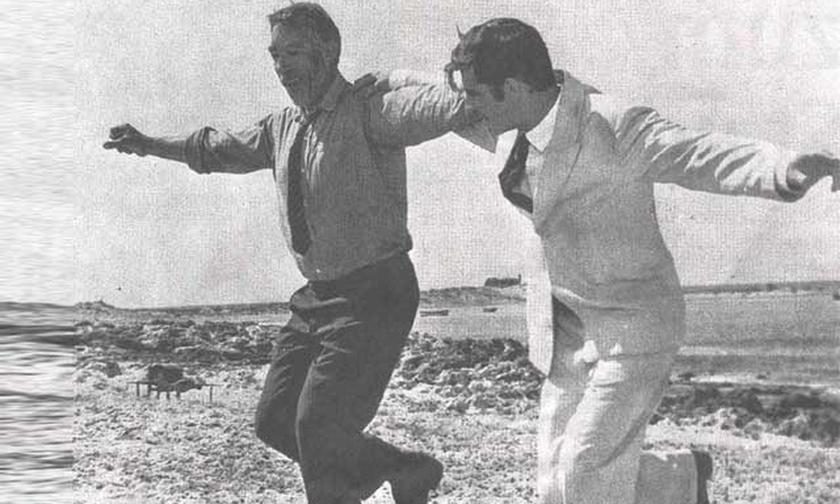 Το συρτάκι - ο ανύπαρκτος χορός που βάφτισε ένας Γάλλος δημοσιογράφος