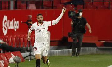 Σεβίλλη - Έλτσε 2-0: Κρατάει σφιχτά το τέταρτο εισιτήριο!