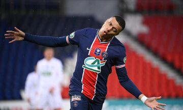 Κύπελλο Γαλλίας: Στα προημιτελικά η Παρί Σεν Ζερμέν, 3-0 τη Λιλ (highlights)