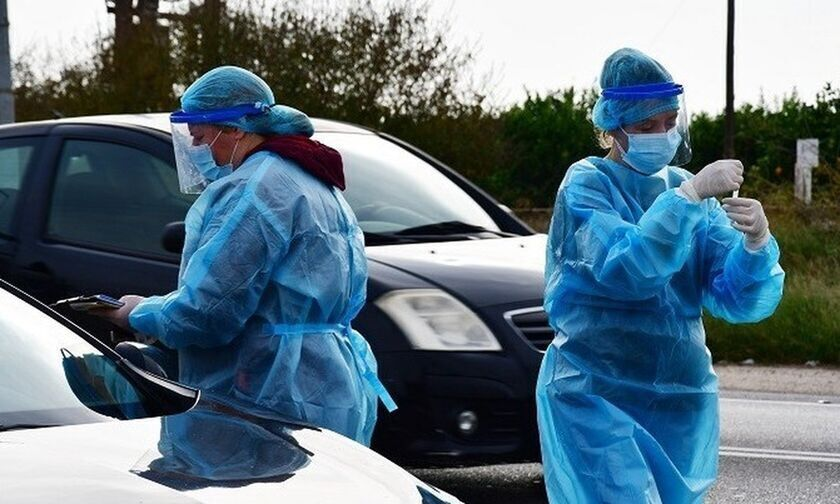 ΕΟΔΥ: 8.690 rapid test - Πολλά κρούσματα σε Ναύπακτο, Χαϊδάρι, Ίλιον, Καλαμαριά