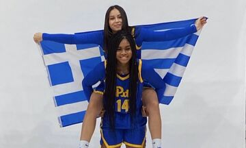 Ισμήνη Πράπα - Σύνθια Εζέτζα: Το ελληνικό δίδυμο του Πίτσμπουργκ! (pics)