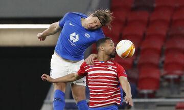 Μόλντε - Γρανάδα: Απίστευτο αυτογκόιλ και 1-0 οι Νορβηγοί! (vid)