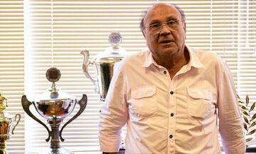 Διαθεσόπουλος: Υποψήφιος για την ΕΟΕ