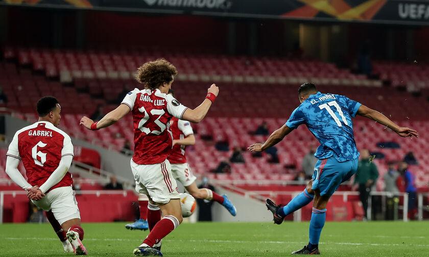 Άρσεναλ-Ολυμπιακός 0-1: Αδίκησε τον εαυτό του στο Φάληρο! (highlights)