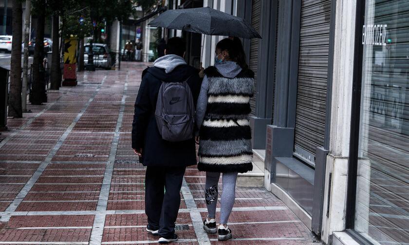 Καιρός: Μικρή άνοδος της θερμοκρασίας - Τοπικές βροχές, σποραδικές καταιγίδες