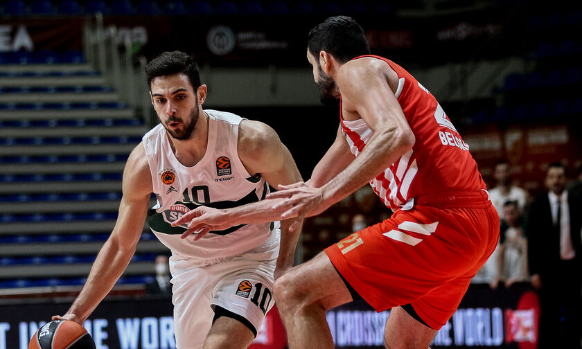 EuroLeague: Με Ερυθρό Αστέρα ο Παναθηναϊκός