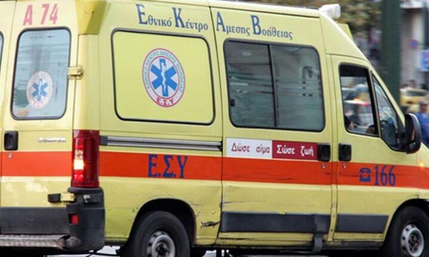 Κρήτη: Πέθανε το αγοράκι, που βρέθηκε μέσα σε βαρέλι με ασβεστόνερο (vids)