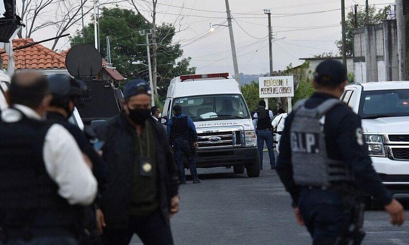 Μεξικό: Τουλάχιστον δεκατρείς νεκροί μετά από ενέδρα