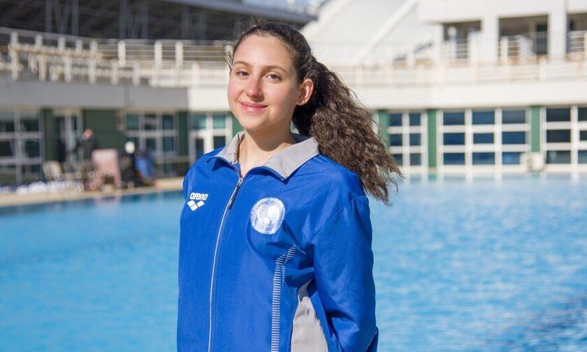 Δανάη Καριώρη: «Ευτύχημα για την Εθνική ομάδα που δεν σταμάτησε καθόλου»