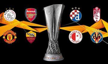Κλήρωση Europa League:  Όλα τα ζευγάρια της φάσης των 8-vid