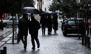 ΕΜΥ: Νέα επιδείνωση του καιρού, με ισχυρές βροχές και καταιγίδες