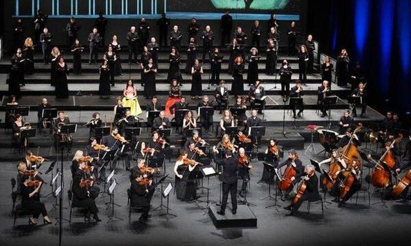 Η Eνάτη Συμφωνία, του Μπετόβεν, σε live streaming από το Μέγαρο Μουσικής Αθηνών