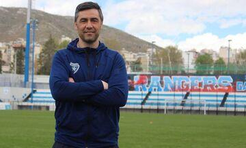 Ιωνικός: Ο Διονύσης Χιώτης προπονητής τερματοφυλάκων