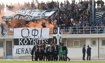 ΟΦ Ιεράπετρας: Ανακοίνωση για τους διαιτητές που ορίστηκαν στον αγώνα με τον Ιωνικό