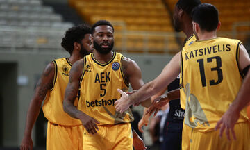 Basket League: Κανονικά το ΑΕΚ - Ηρακλής