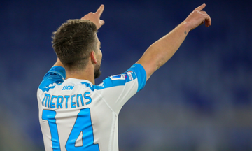Serie A: Ο Μέρτενς «εκτέλεσε» τη Ρόμα, μόνο η Μίλαν στο κυνήγι της Ίντερ  (highlights)!