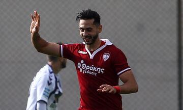 Απόλλων Σμύρνης - ΑΕΛ 0-2: Σωτήριο διπλό με Ντουρμισάι, Νούνιτς! (highlights)