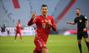 Bundesliga: «Πολυβόλα» οι Μπάγερν, Άιντραχτ - Ο Χάαλαντ έσωσε την Ντόρτμουντ (highlights)