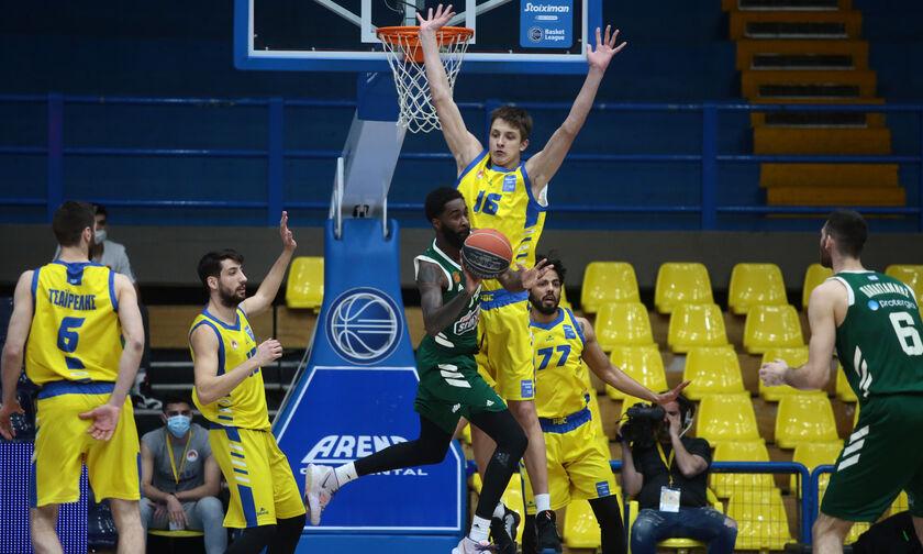 Το πανόραμα της Basket League: O Παναθηναϊκός στο κυνήγι του Λαυρίου (highlights-βαθμολογία)