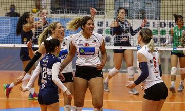 Ξεκινά, αλλά δεν τελειώνει η  Volley League  γυναικών