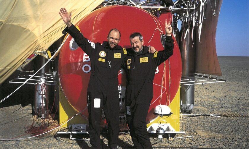 Ο ιστορικός γύρος της Γης με αερόστατο!