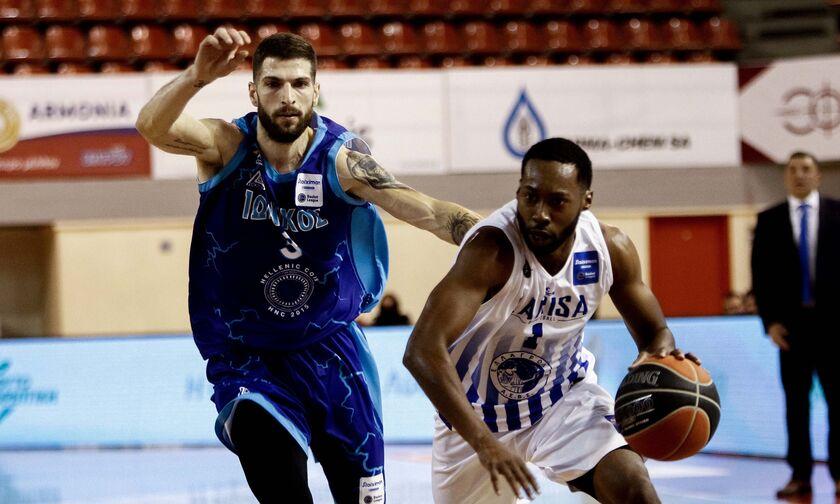Basket League: «Μάχη» επιβίωσης στη Νίκαια