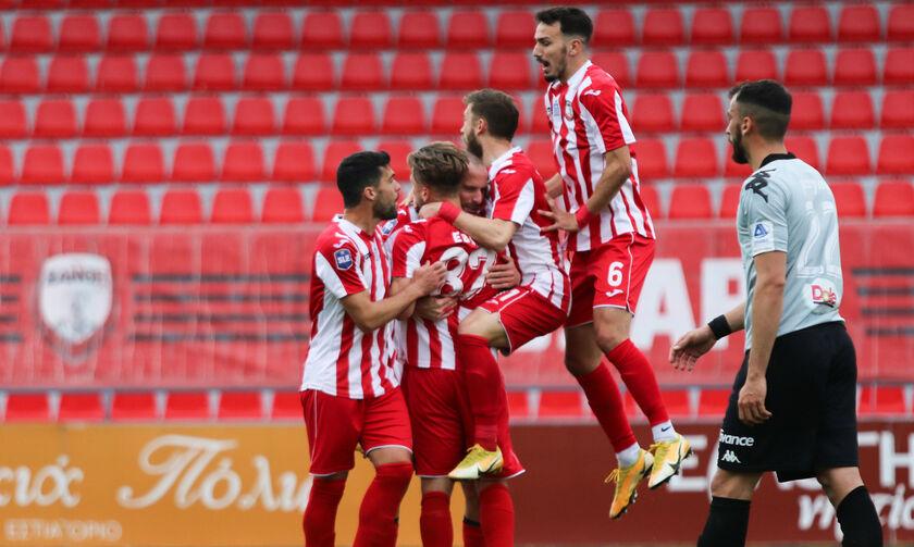 LIVE Streaming: Super League 2 : Χανιά- Ξάνθη, Λεβαδειακός-Τρίκαλα, ΟΦΙ- Ιωνικός