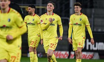 Bundesliga: Εκτός επικίνδυνης ζώνης Μάιντς - Χέρτα, στο ευρωπαϊκό «κόλπο» η Φράιμπουργκ (highlights)