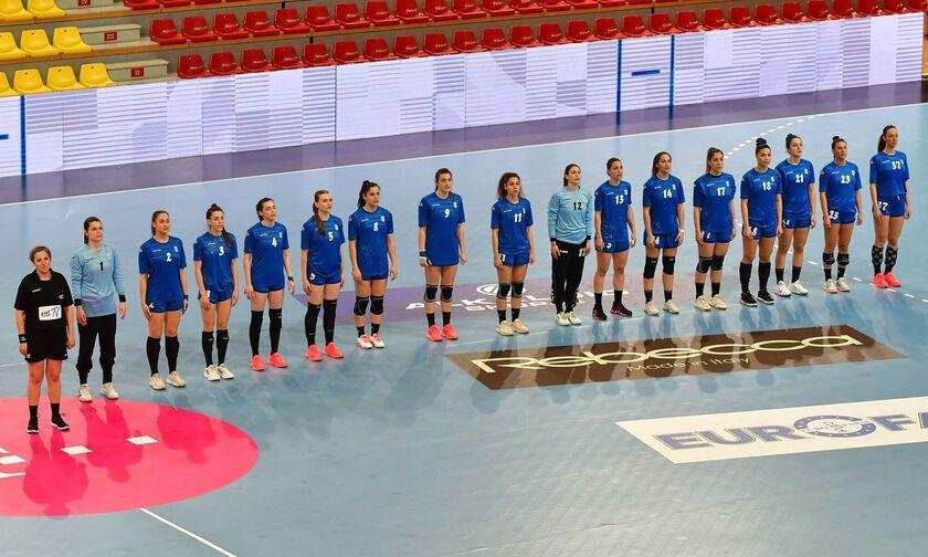 Εθνική Γυναικών χάντμπολ: Τρίτη σερί ήττα στα προκριματικά του Παγκοσμίου Πρωταθλήματος 2021