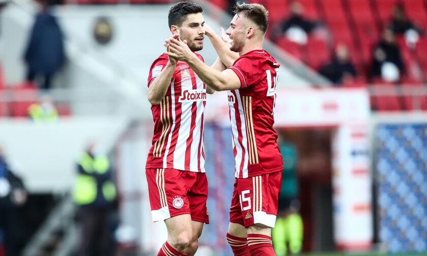 Super League 1 play off: Όλα τα γκολ της 1ης αγωνιστικής (vid)
