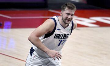 NBA: «Διαστημικός» Ντόντσιτς - Ολα τα αποτελέσματα
