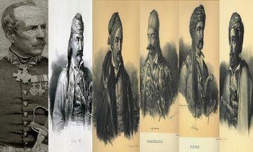 Ποιος ζωγράφισε τον Κολοκοτρώνη, τον Καραϊσκάκη, τον Μακρυγιάννη