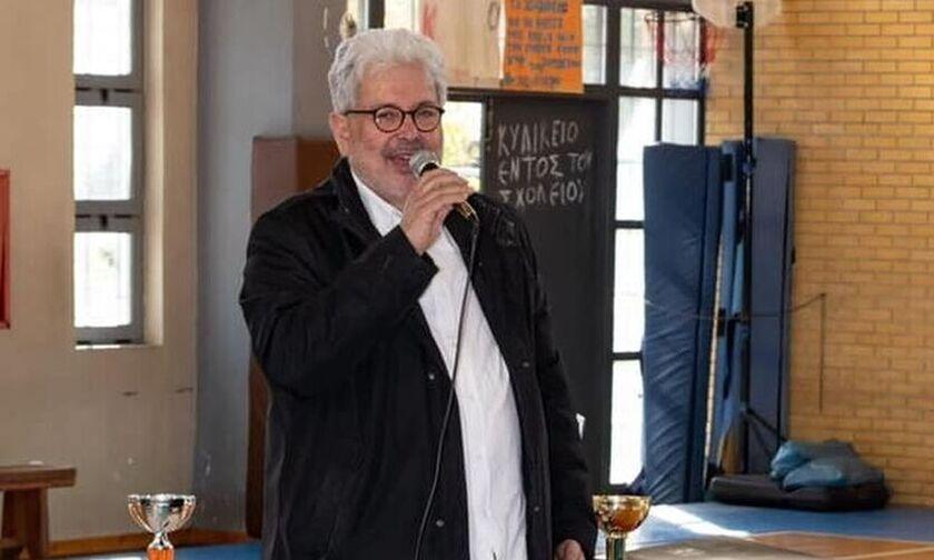 Δημήτρης Αγγελόπουλος: Αποχώρησε από την παράταξη του Βαγγέλη Λιόλιου