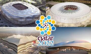 Η Διεθνής Αμνηστία πιέζει την FIFA για τις συνθήκες εργασίας στα γήπεδα του Κατάρ