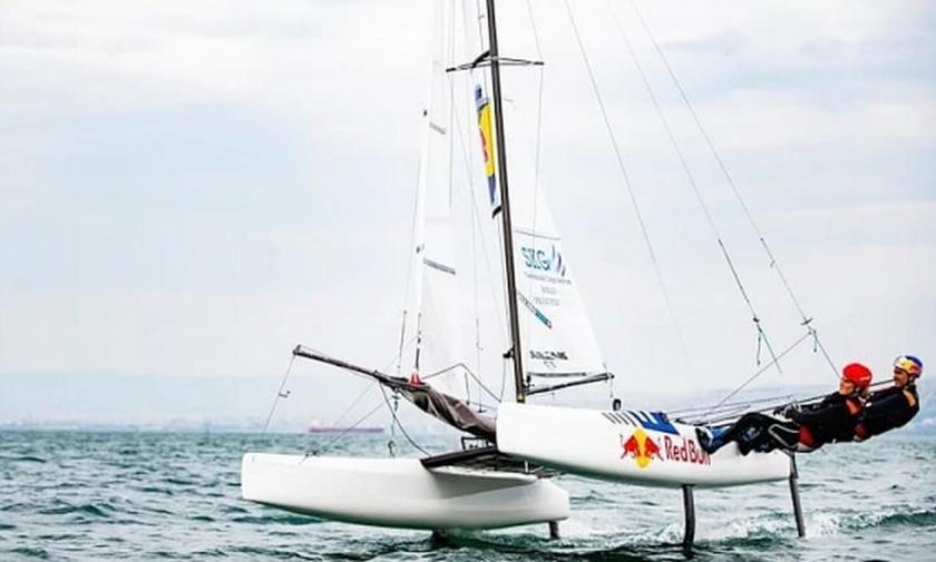 Ιστιοπλοΐα: Πασχαλίδης-Παπαδοπούλου στα Κανάρια για την πρόκριση στους Ολυμπιακούς
