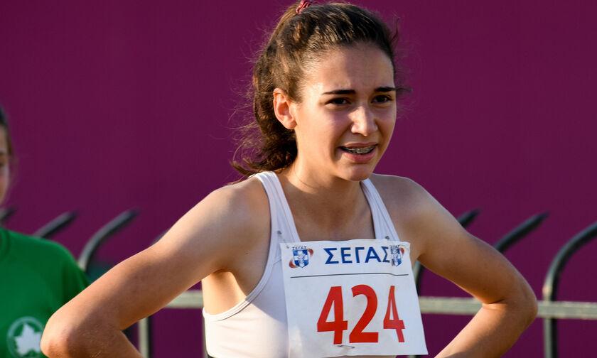Νικήτρια η Δεληγιάννη στα 1.500 μέτρα σε κολεγιακούς αγώνες στις ΗΠΑ
