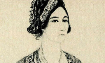 Η μοιραία γυναίκα της Επανάστασης του 1821