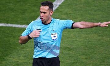 Οι Έλληνες διαιτητές που σφυρίζουν στα Προκριματικά του Παγκοσμίου Κυπέλλου