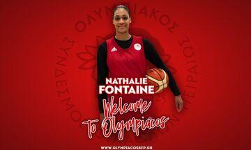 Επίσημο: Ο Ολυμπιακός απέκτησε την Νάταλι Φοντέν
