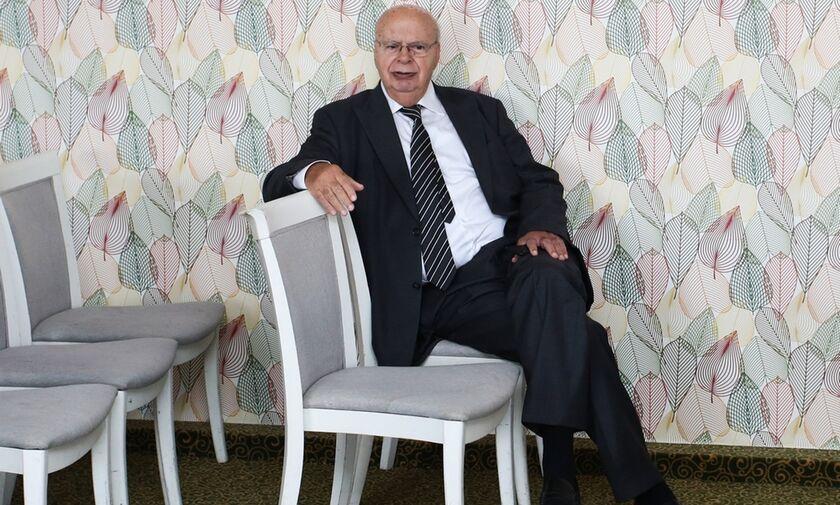 Βασιλακόπουλος για εκλογές: «Θα πάνε τον Μάη, αλλά εμένα δεν με ενδιαφέρει - Με απέκλεισαν...»