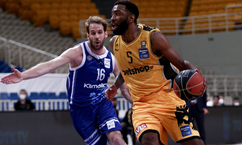 Basket League: MVP της 18ης αγωνιστικής ο Λάνγκφορντ (pic)