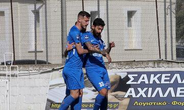 Απόλλων Λάρισας-Δόξα Δράμας 1-0: Τα highlights της αναμέτρησης