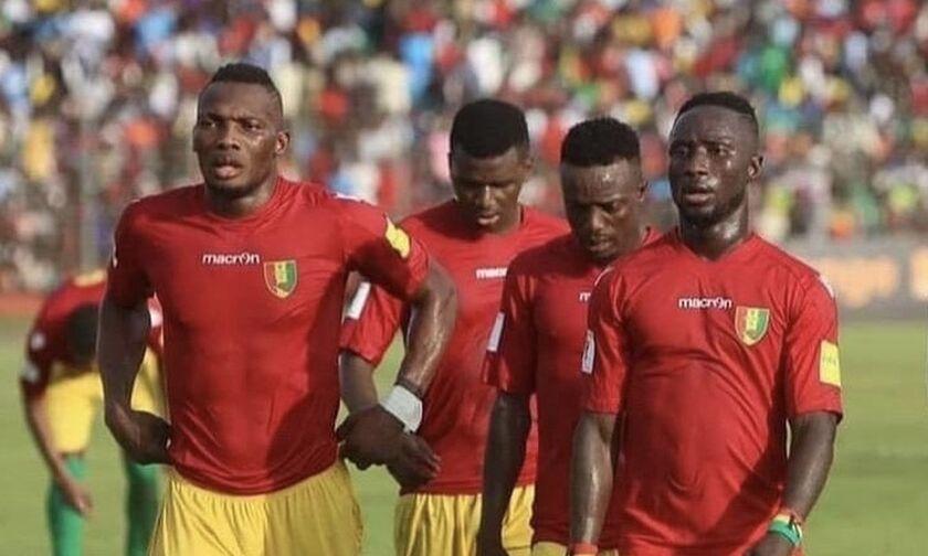 Νίκη και πρόκριση για τη Γουινέα του Καμαρά