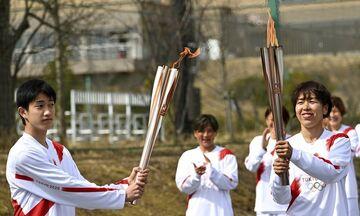 Ιαπωνία: Ξεκίνησε η Ολυμπιακή Λαμπαδηδρομία