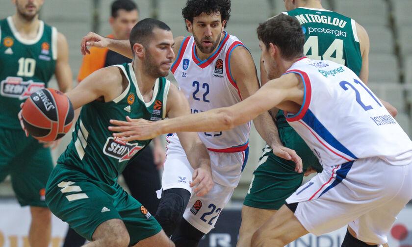 EuroLeague: Νίκη ή (και) μαθηματικό αντίο για Παναθηναϊκό