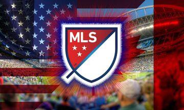 MLS: Σέντρα στις 16 Απριλίου