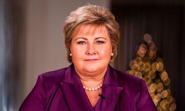 Το συγχαρητήριο μήνυμα της πρωθυπουργού της Νορβηγίας για την 25η Μαρτίου (vid)