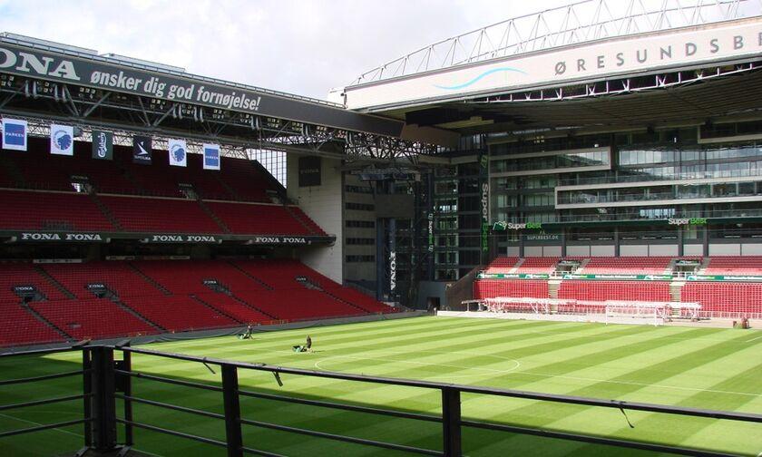 Παρουσία 11.000 θεατών οι αγώνες στο «Πάρκεν» για το Ευρωπαϊκό Πρωτάθλημα Ποδοσφαίρου