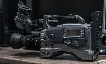 Έκλεψαν κάμερα της ΕΡΤ στην πλατεία Κοτζιά